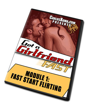Get a Girlfriend FAST  Dating Tips for Guys