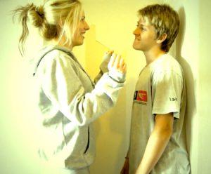 how to do flirting